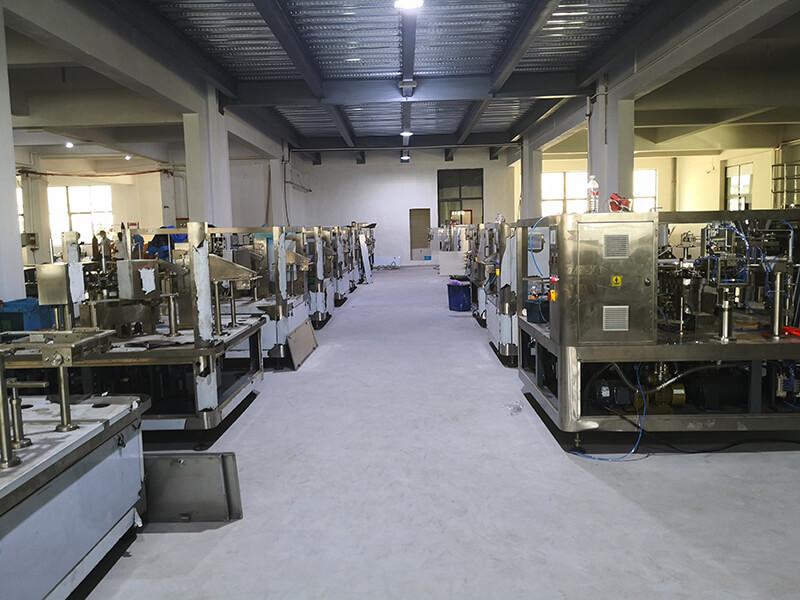 Rotary Packing Machine