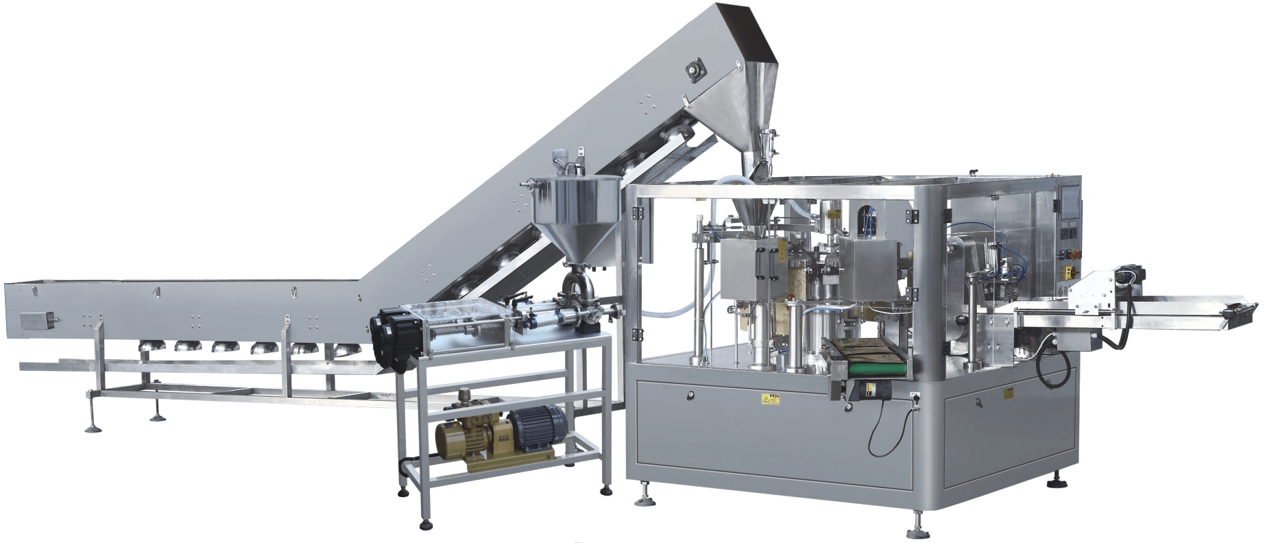 Ready to Eat Food Packaging Machine