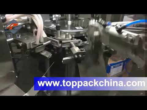 Rotary beef jerky Pouch Packing Machine
