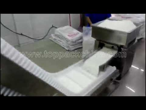 Rotary msg Pouch Packing Machine