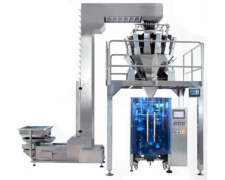 Vertical Automatic Weighing And Packing Machine