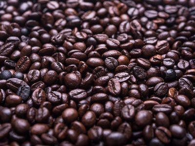 Coffee beans packaging machine