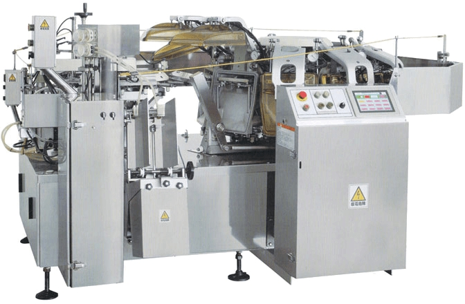 Rotary Tuna Pouch Packaging Machine