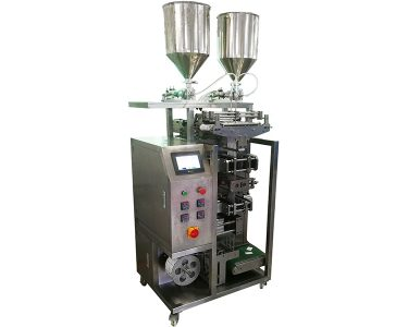 Automatic Irregular Shaped Bag Packing Machine For Liquid