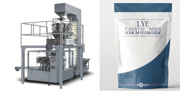 Caustic soda Packing Machine